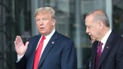 Erdogan, Trump discuss Turkish bank, joint patrols in Syria