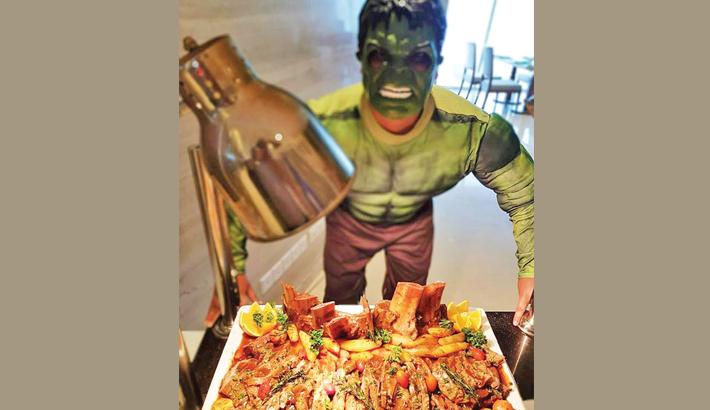 Superhero-Themed Brunch @ Four Points By Sheraton Dhaka