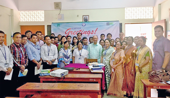 AIUB conducts outreach programme