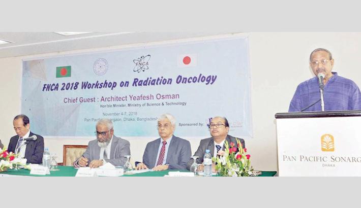 Workshop on Radiation Oncology