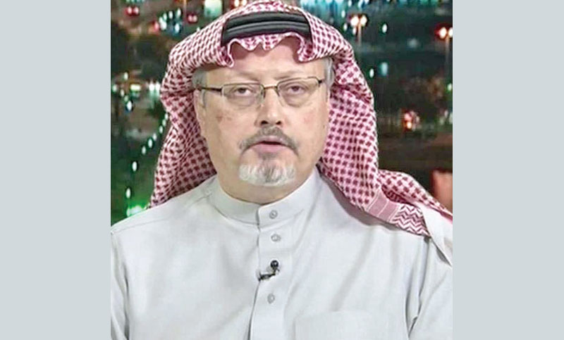Khashoggi's body parts transported in suitcases