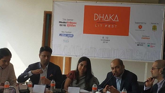 8th Dhaka Lit Fest set to kick off on Thursday