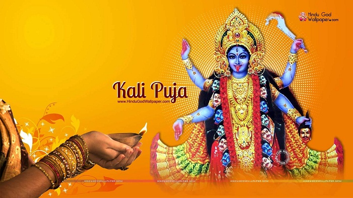 Shyama Puja on Tuesday