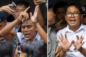 Appeals filed for 2 Myanmar journalists in secrets case
