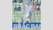Zimbabwe tighten grip on first Test