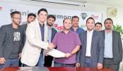 Radio Ekattor becomes entertainment partner of Rangpur Riders