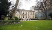 French policeman found dead in Prime Minister's garden
