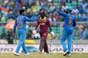 Yadav stars in India's five-wicket T20 win