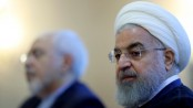 Iran president warns of 'war situation' as sanctions resume