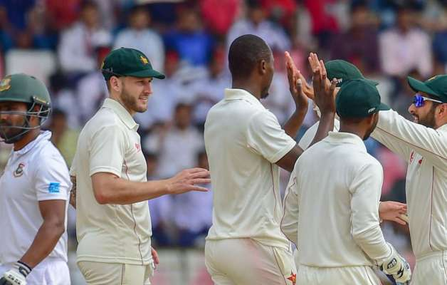 Zimbabwe beat Bangladesh by 151 runs in first Test