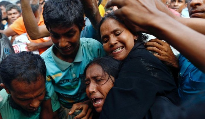 3 Rohingyas suffer bullet wounds in Cox's Bazar camp