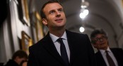 Macron urges European army to defend against Russia, US