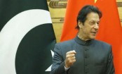 Pakistan's Imran Khan caught in 'begging' broadcast error in China