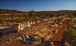 Runaway train derailed in Australia after 50 minutes