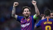 Messi could play, but Barca coach taking 'no risks'