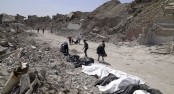 IS left behind more than 200 mass graves in Iraq: UN