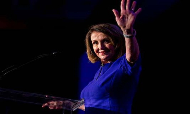 America has 'had enough of division': Democratic leader Pelosi