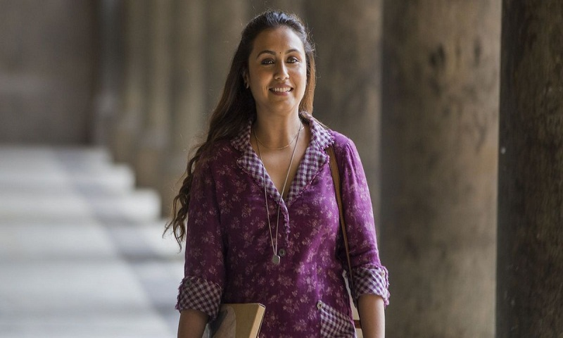 Chinese audience has phenomenal love, respect for Indian actors: Rani Mukerji
