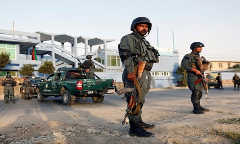 Taliban attacks kill 8 police in western Farah province