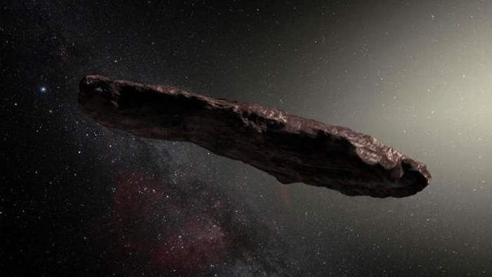 Interstellar object may have been alien probe: Harvard