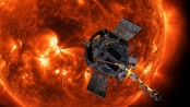 NASA spacecraft makes 1st close approach to sun
