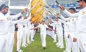 Herath joins history books in farewell Test
