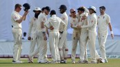 Sri Lanka 203 all out in 1st England Test