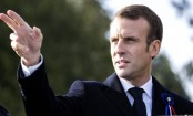 Emmanuel Macron: Six held in 'attack' plot against French president