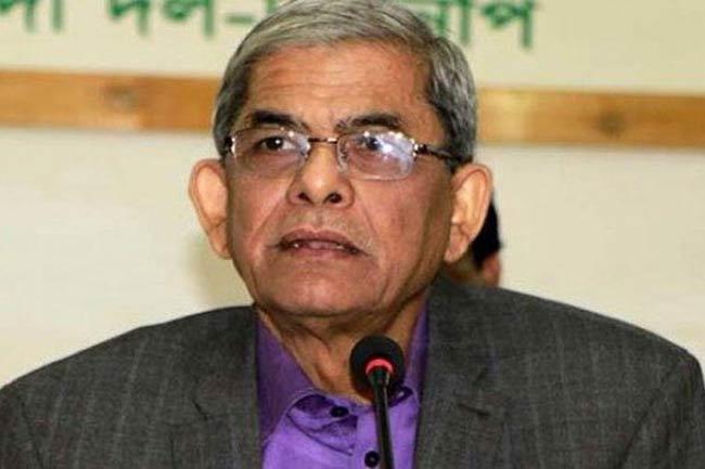 BNP says Khaleda's shifting to jail illegal
