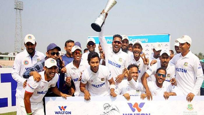 Rajshahi clinch National Cricket League title