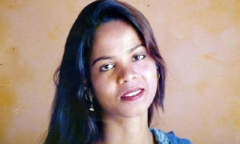 Pakistan blasphemy case: Asia Bibi freed from jail