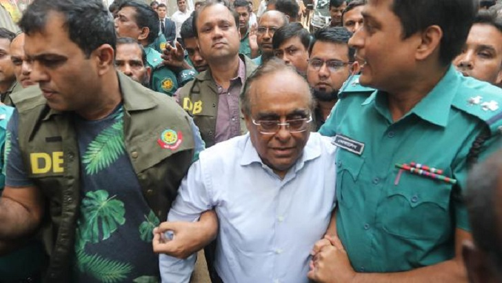 High Court asks for Mainul's health report
