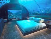World's first underwater villa opens in Maldives