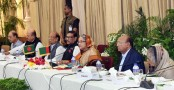 PM for keeping up country's development spree