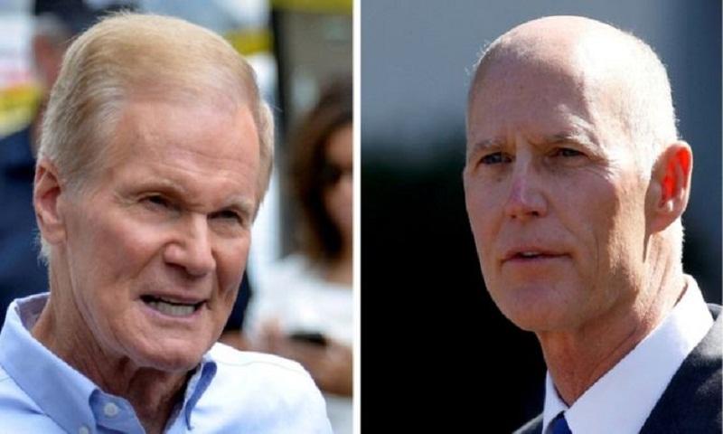 US mid-terms 2018: Florida senate race recount triggered