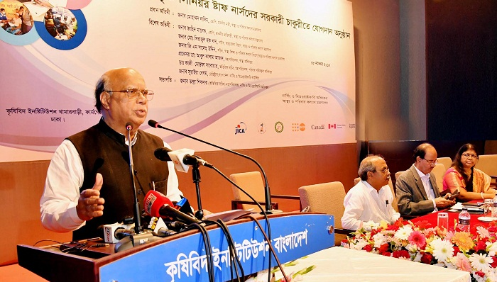 Nasim urges Oikya Front, BNP to trust people