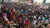 Oikya Front holds Rajshahi rally sans Dr Kamal