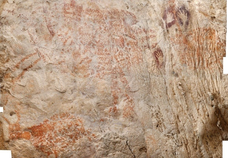 World's 'oldest figurative painting' discovered in Borneo cave