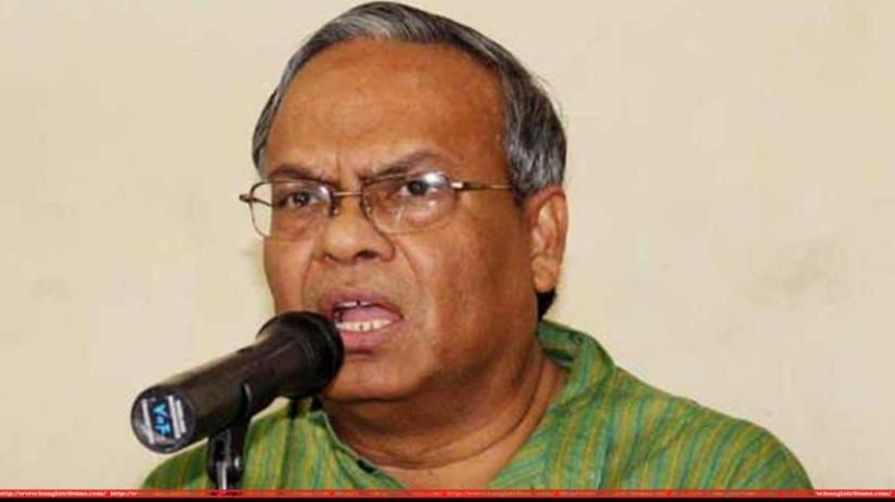 Election Commission out to keep Hasina in power, alleges BNP
