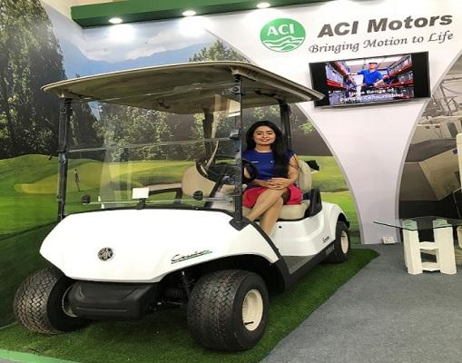 World Renowned 'Yamaha Golf Car' now in Bangladesh Market