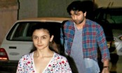 Alia Bhatt and Ranbir Kapoor are back in action