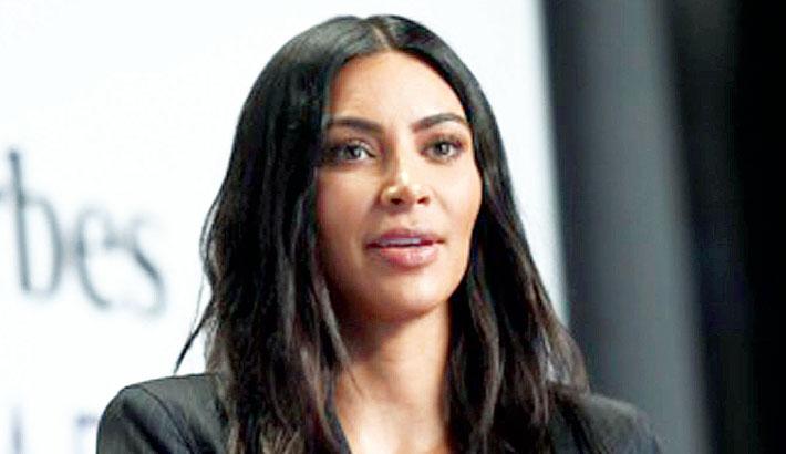 Kim Kardashian forced to evacuate her home