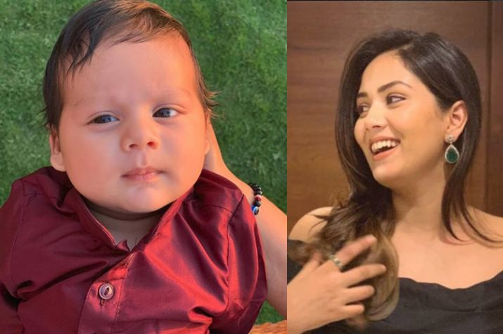 Mira Rajput introduces son Zain to the world, shares first close-up picture