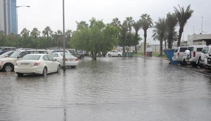 Qatar again hit by heavy rainfall