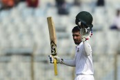 Mominul hits seventh Test ton