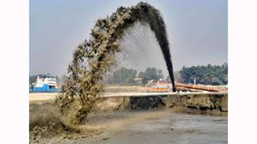 470 kms of rivers to be dredged with Bangladesh-India joint financing