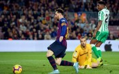 Barsa suffers 3-4 home defeat against Betis