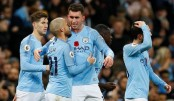 Man City back on top with derby win  to Man United