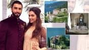 DeepVeer wedding makes Lake Como villa under lockdown for tourists