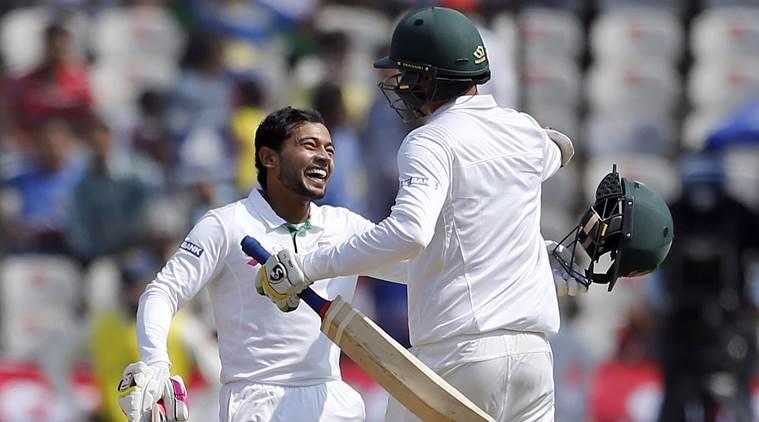 Bangladesh declare on 522/7, Mushfiq hits record 219 not out